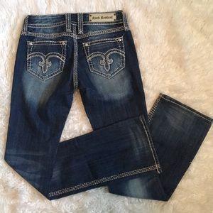 Rock Revival Alanis Boot Cut Jeans